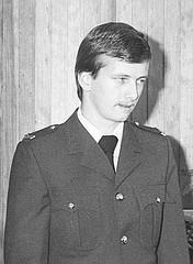 mijn vader Wim in jonge jaren