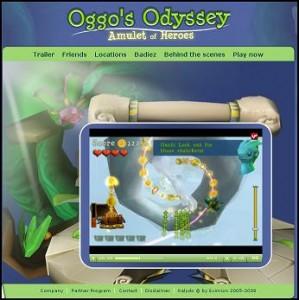 Oggy's Odyssey
