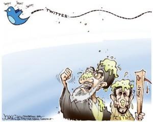 Twitter in Iran