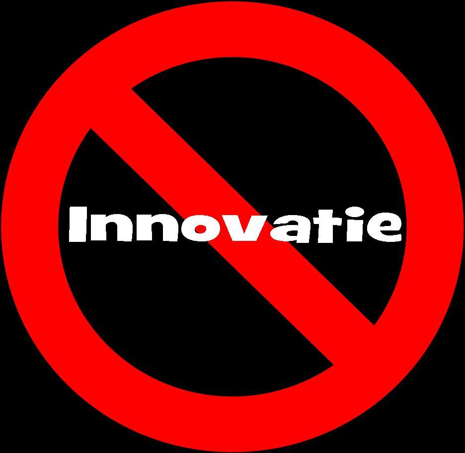 verbodsbord innovatie