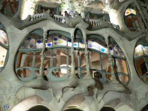 huis van ontwerper Gaudi