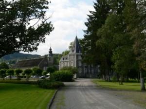 Chateau de Rendeux in België