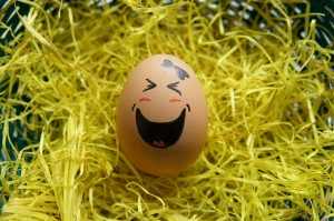 funny egg