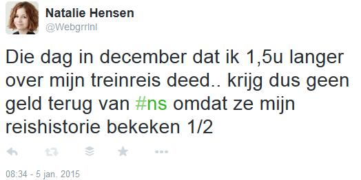Tweet NS 1
