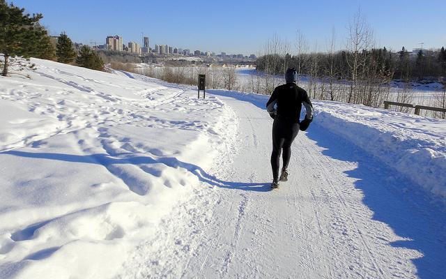 """Hypothermia"" run"