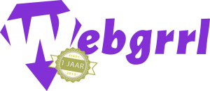 logo webgrrl 1 jaar