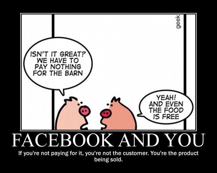 Facebook strip