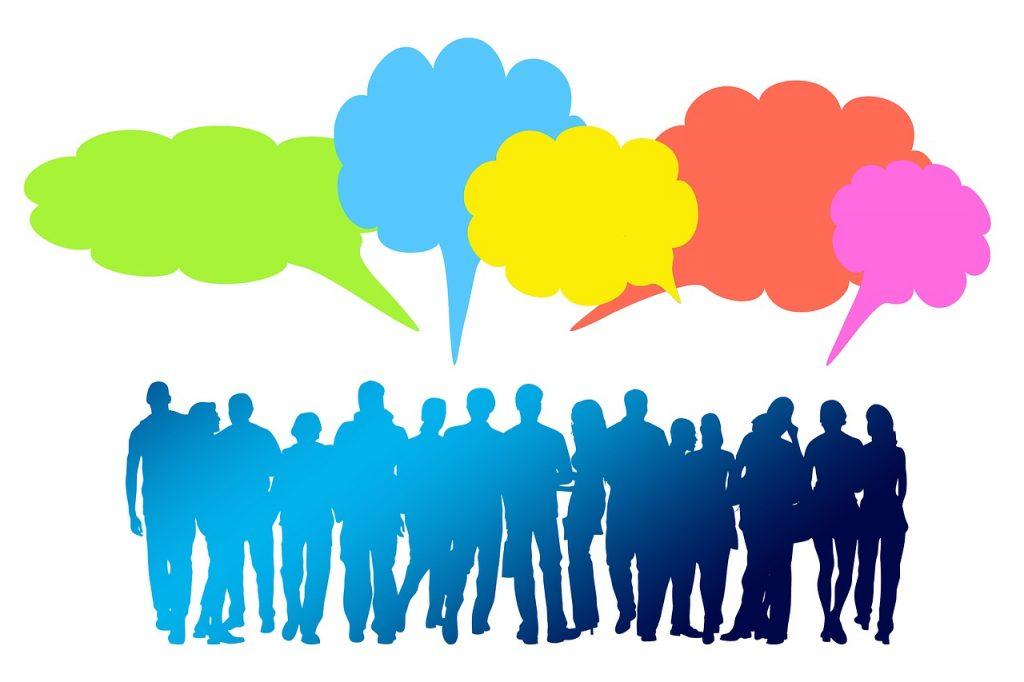 online gesprekken